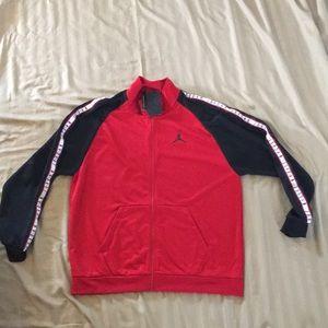 Nike Air Jordan NWT lightweight jacket. XL